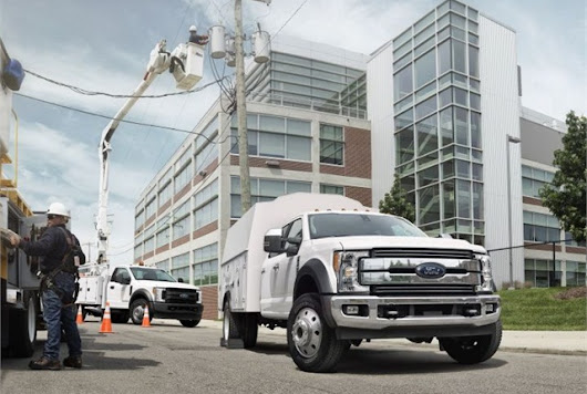 Ford Expands Super Duty Chassis Cab Production - Top News - Equipment - Top News - Work Truck
