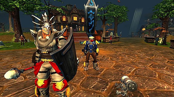 Online Games Multiplayer Website