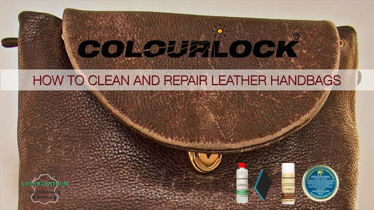 Purse Cleaning And Repair