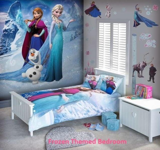 Ide Penting 34+ Dekorasi Kamar Tidur Frozen