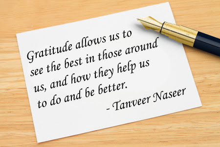 Why Expressing Gratitude Through Our Leadership Matters