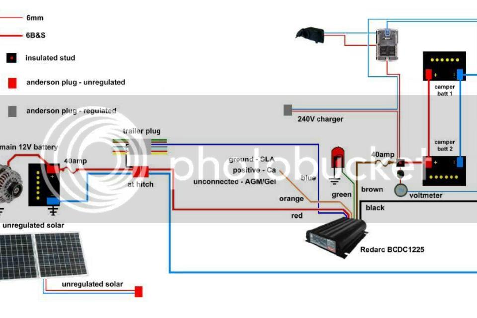 Tugboat Wiring Diagram