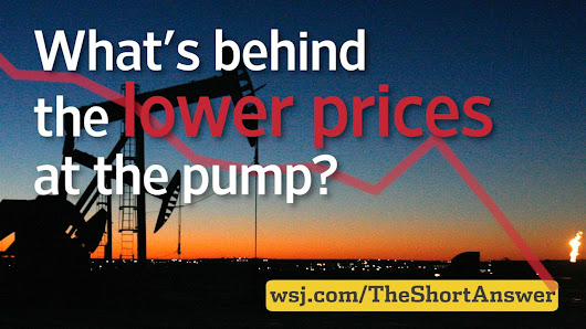 Gasoline Prices: Why Are They Going Down Now?