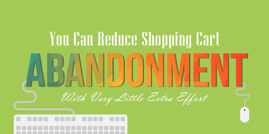 Avoid Shopping Cart Abandonment On Your eCommerce Site