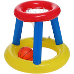 〖Follure〗Inflatable Water Basketball Stand Best Sports In The Pool For Children And Adult
