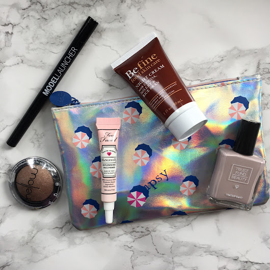 July Glam Bag from Ipsy