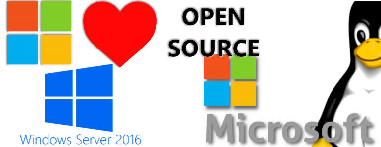 Microsoft Open Source Support
