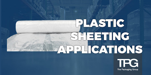 Plastic sheeting applications