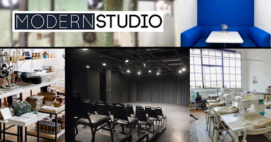 Modern Studio: A Sustainable Performing Arts Space