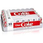 Diet Coke 12 oz. Cans 35