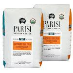 Parisi Artisan Coffee Bolivian Organic Blend Whole Bean 2 lb. 2-pack
