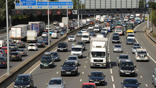 UK tops list of most traffic-congested EU cities - BBC News