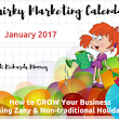Get the 2017 Quirky Holiday Marketing Calendars | The Ultimate Holiday Marketing Calendar