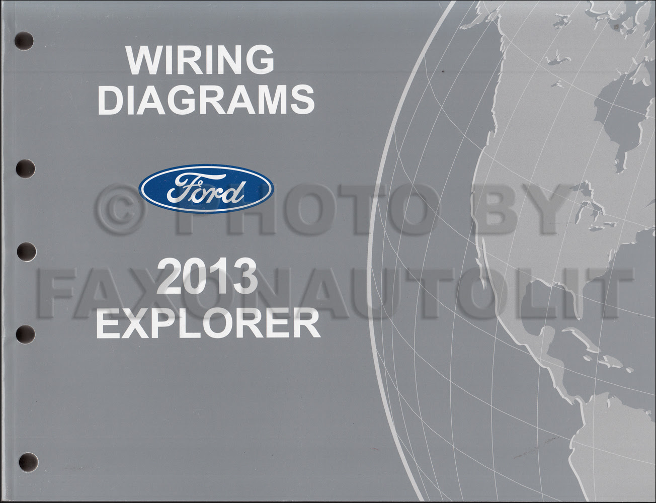 95 Explorer Wiring Diagram