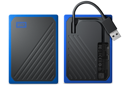 CES 2019: WD Turns Mobile Storage Interesting Again - Dong Knows Tech