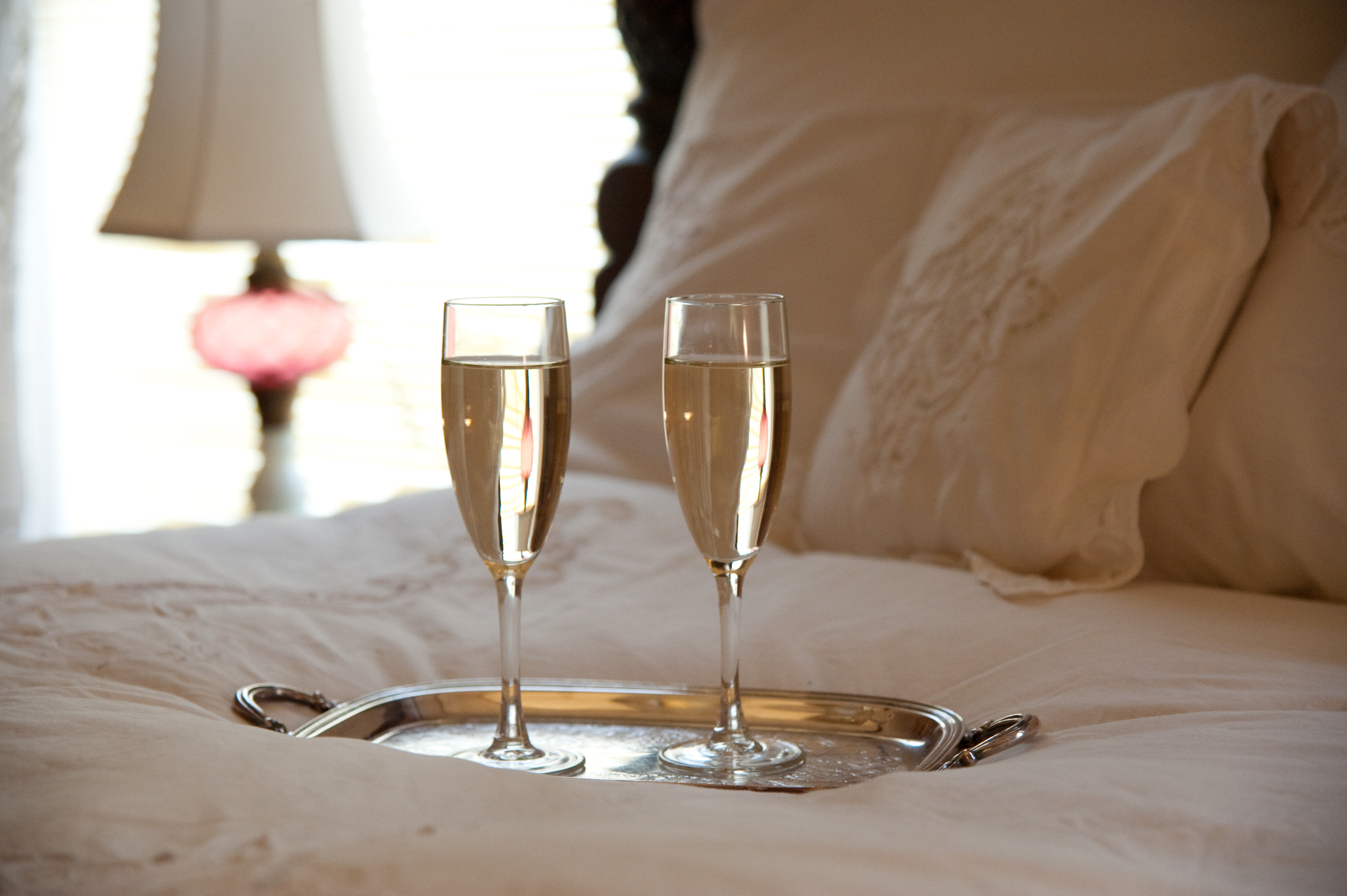 Romantic weekend getaway packages at The Governors House