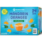 Members Mark Mandarin Oranges 96 Ounce