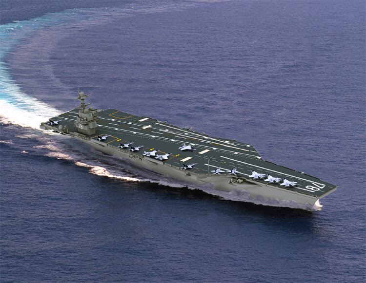 gerald ford class aircraft carriers 2015 us navy
