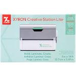 """Xyron Creative Station Lite 5"""" Machine-White/Silver"""