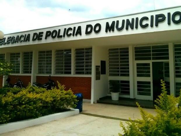 Delegacia de Tatuí (Foto: Cláudio Nascimento/ TV TEM)