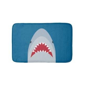 Shark Bath Mat Bath Mats