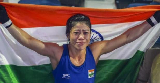 Mary Kom Makes India Proud By Becoming First Woman Boxer To Win Six World Championship Gold Medals