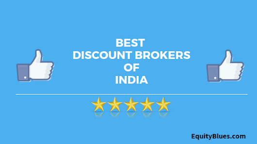 Best Discount Brokers in India : Top 10 list for 2018