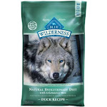 Animal Supply Company BB10513 Wilderness High Protein Dry Adult Dog Food - Duck