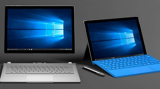 New driver updates available on Surface Book and Surface Pro 4