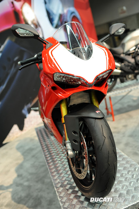2015 Ducati Panigale R Pictures - International Motorcycle Show - Ducati 1299 Forum