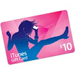 $10 iTunes Gift Card Apple TV USA iPad iPhone APP Code Emailed 10$