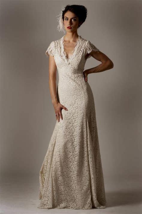 casual wedding dress for older bride looks   B2B Fashion