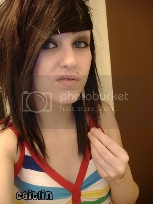 emo hairstyles for teen girls