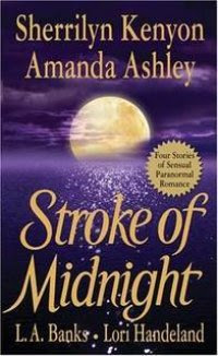 Winter Born (Anthology Stroke of Midnight)