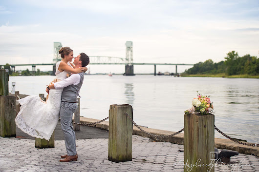 Wilmington, NC Wedding: Stephanie & Sean