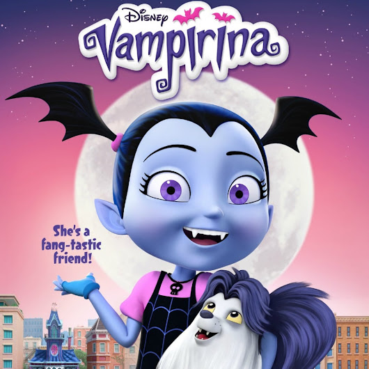 Free Vampirina Coloring Pages and Activity Sheets - Simply Today Life