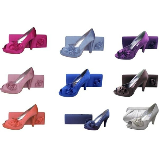 20% Discount Off All Rosebud Evening Shoes