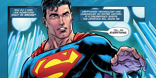 Superman: Dan Jurgens Explains the Man of Steel's Current Rebirth Reality
