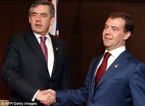 Brown Medvedev