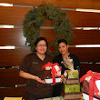 Santa Carol was spotted at California Fertility Partners Los Angeles | Building Families, Inc.