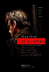 猛火鎗/全面逃殺(The Gunman)poster