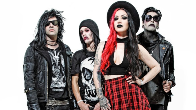 New Years Day Covers Pantera Linkin Park Garbage Classics On