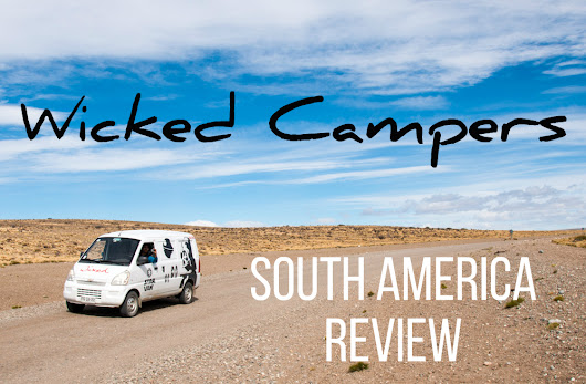 Wicked Campers Chile Review