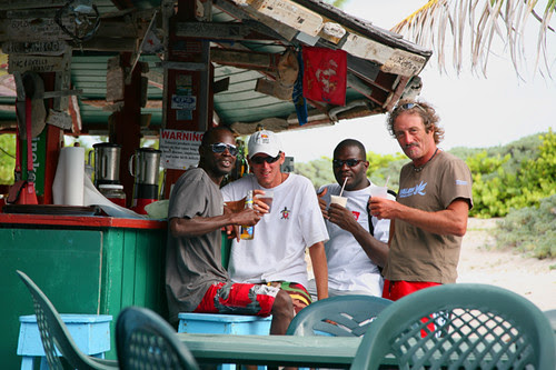 brothers at the bar