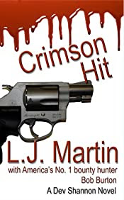 Crimson Hit by L. J. Martin with Bob Burton