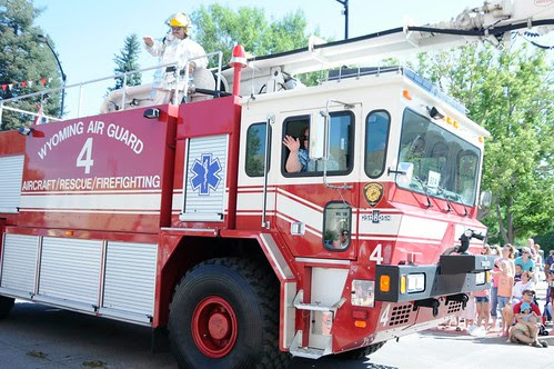 WyANG Fire Truck by wyoguard