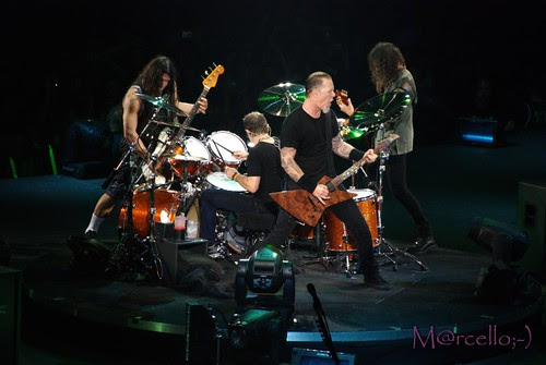 Metallica - World Magnetic Tour