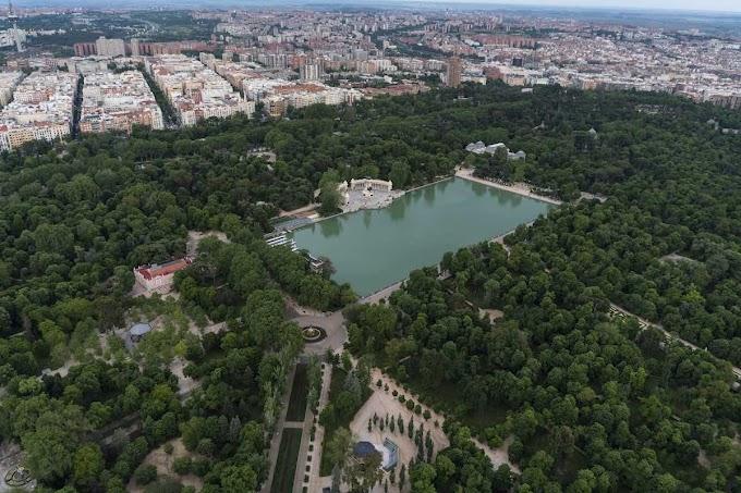 MADRID COMIENZA A PLANTAR EL ANILLO VERDE METROPOLITANO