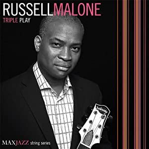 Russell Malone - Triple Play cover