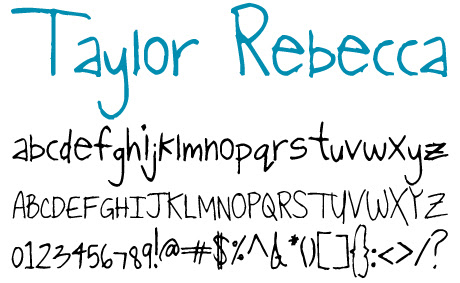 click to download Taylor Rebecca